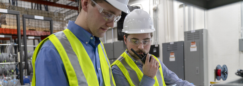 Manufacturing Industry Communication Solutions